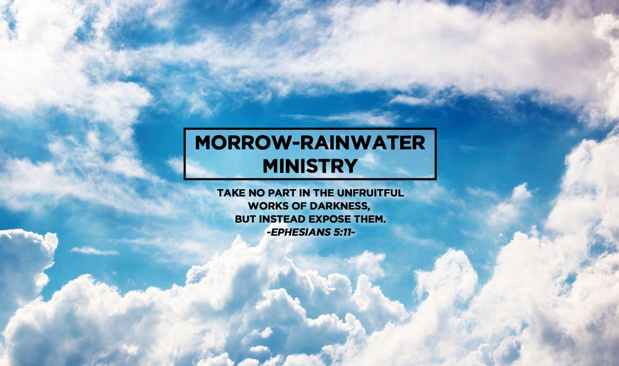 Morrow-Rainwater Ministry